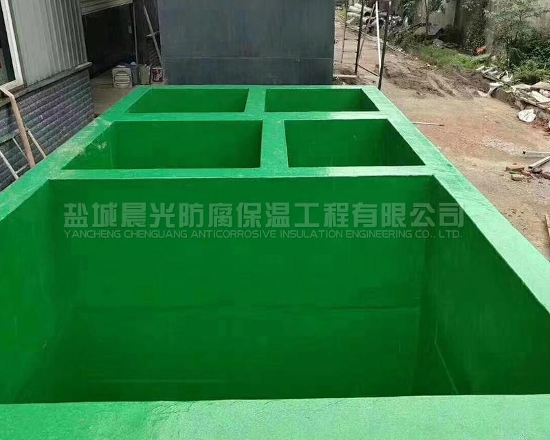 水池环氧防腐施工